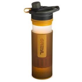 Grayl Geopress Purificateur d'eau, coyote amber